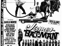 James Batman - affiche