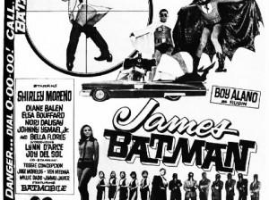 James Batman - affiche