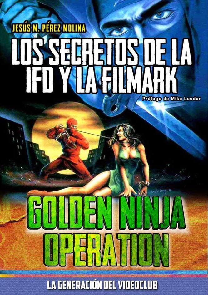 golden ninja operation portada