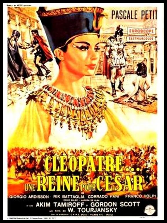 rencontre cleopatre avec cesar